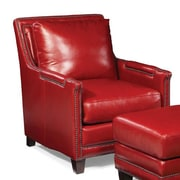 Palatial Furniture Prescott Leather Armchair