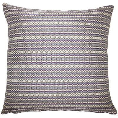 The Pillow Collection Keften Geometric Throw Pillow; 20'' H x 20'' W x 5'' D