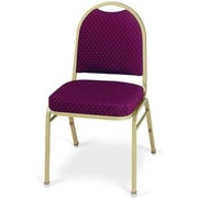 MLP Seating Prestige Dome Back Banquet Chair w/ Cushion