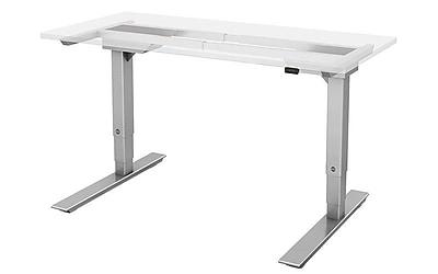 ESI Ergonomic Solutions Victory Electric Standing Desk Base; 50'' H x 47'' W x 24'' D
