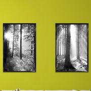 MCSIndustries Trendsetter Picture Frame Set (Set of 2); 36'' x 24''
