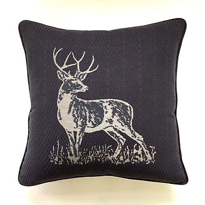 TOSS by Daniel Stuart Studio Stag Party Throw Pillow