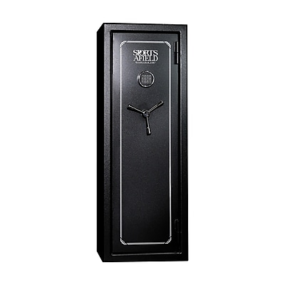 Sports Afield Standard Electronic Lock Gun Safe; 18 Gun
