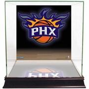 Steiner Sports Logo Background Case; Phoenix Suns