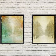MCSIndustries Trendsetter Picture Frame Set (Set of 2); 20'' x 16''
