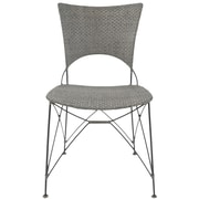 David Francis Furniture Zen Kyoto Dining Chair; Rubbed Gray