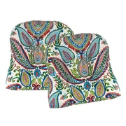 Edie Inc. Outdoor Dining Chair Cushion (Set of 2)