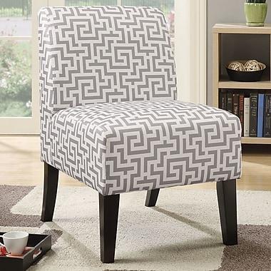 A&J Homes Studio Sophia Slipper Chair
