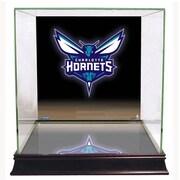 Steiner Sports Logo Background Case; Charlotte Bobcats