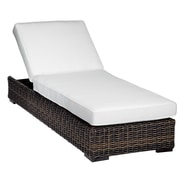Sunset West Montecito Chaise Lounge w/ Cushion