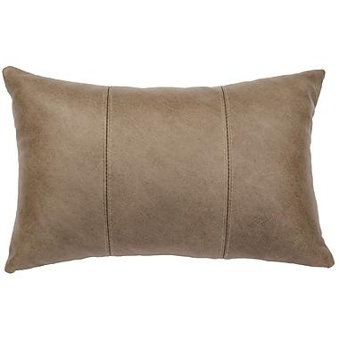 Wooded River Hayfield Lumbar Pillow