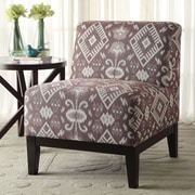 A&J Homes Studio Cecelia Slipper Chair