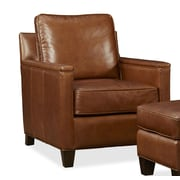 Palatial Furniture Alexander Leather Arm Chair
