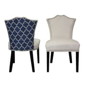 HD Couture Sweetheart Side Chair (Set of 2)