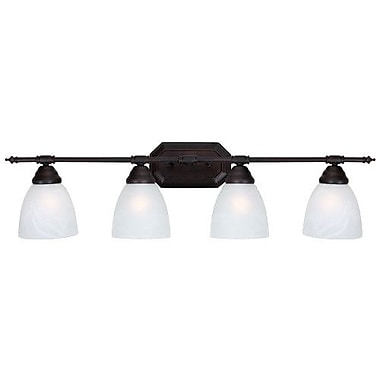 Y Decor Jeffrey 4-Light Vanity Light