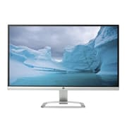 "HP 25er 25"" LED Backlight LCD Computer Monitor, White"