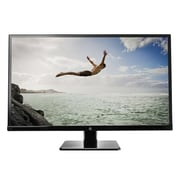 "HP® 27sv 27"" LED Backlight LCD Computer Monitor, Black"