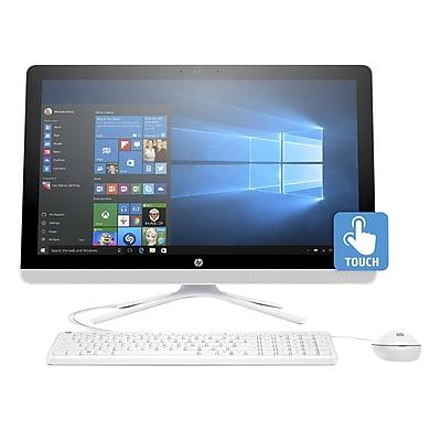 HP® 24-G020 AMD A8 1TB SATA 8GB Windows 10 Desktop Computer