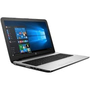 "HP® 15-ba084nr 15.6"" Notebook, LCD Touchscreen, AMD A8-7410 APU, 1TB HDD, 4GB RAM, Windows 10, White"