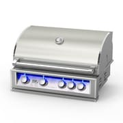 BroilChef 4-Burner Built-In Gas Grill