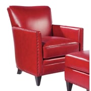 Palatial Furniture Logan Leather Arm Chair
