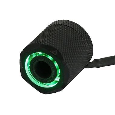 Nanoxia – Raccord CoolForce DEL 16/13, vert (CF-MGFFO-G), anglais