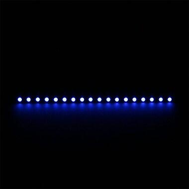 Nanoxia – Barre lumineuse ultra rigide à DEL CoolForce de 20 cm, bleu (NRLED20B), anglais