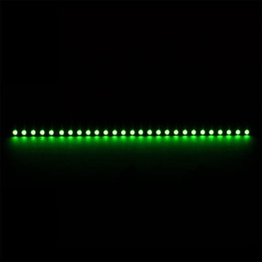 Nanoxia CoolForce Ultra Bright Rigid LED Bar 20cm, Green (NRLED20G), English