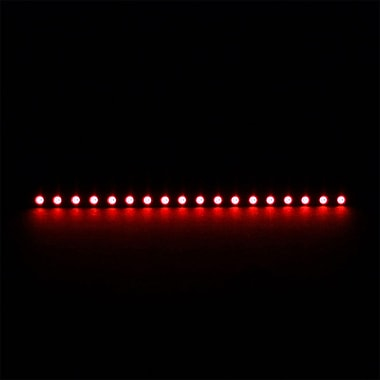 Nanoxia CoolForce Ultra Bright Rigid LED Bar 20cm, Red (NRLED20R), English