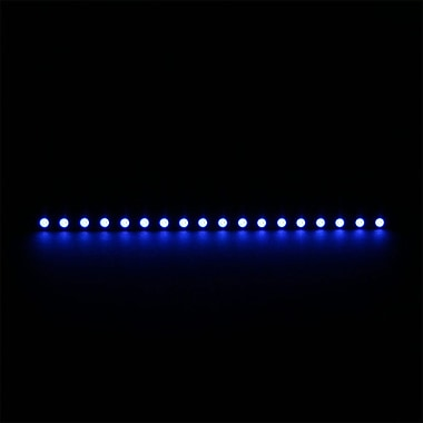Nanoxia CoolForce Ultra Bright Rigid LED Bar 20cm, UV (NRLED20U), English