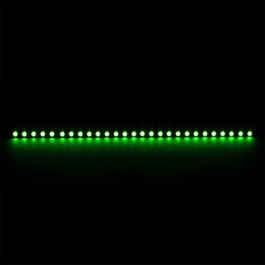 Nanoxia – Barre lumineuse ultra rigide à DEL CoolForce de 30 cm, vert (NRLED30G), anglais