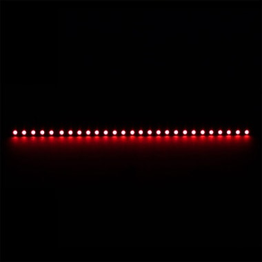 Nanoxia CoolForce Ultra Bright Rigid LED Bar 30cm, Red (NRLED30R), English