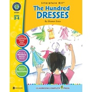 eBook: Literature Kits™ The Hundred Dresses, Literature Kit, Grades 3-4, by Classroom Complete Press