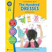 Livre numérique : Literature KitsMC – The Hundred Dresses, ressource pédagogique, 3e-4e année, Classroom Complete Press