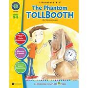 Livre numérique : Literature KitsMC – The Phantom Tollbooth, ressource pédagogique, 5e-6e année, Classroom Complete Press