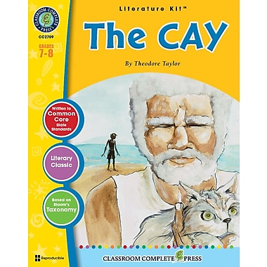 eBook: Literature Kits™ The Cay, Literature Kit, Grades 7-8, by Classroom Complete Press