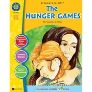 eBook: Literature Kits The Hunger Games, Literature Kit, Grades 7-8, by Classroom Complete Press