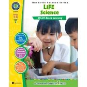 Livre numérique : Science Hands-On – Life Science, 1re à 5e année, Classroom Complete Press