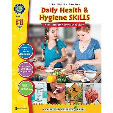 eBook: Social Studies Daily Health & Hygiene Skills, Grades 6-12, by Classroom Complete Press