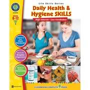 Livre numérique : Social Studies – Daily Health & Hygiene Skills, 12 à 18 ans, Classroom Complete Press