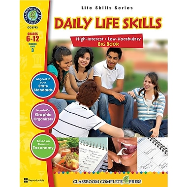 eBook: Social Studies Daily Life Skills Big Book, Grades 6-12, by Classroom Complete Press