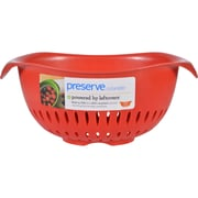 Preserve Small Colander - Red - 4 ct - 1.5 qt