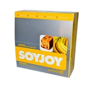 Soyjoy Bar - Banana - Case of 12 - 30 Grams