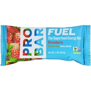 Probar Fruition Organic Strawberry Bar - Case of 12 - 1.7 oz