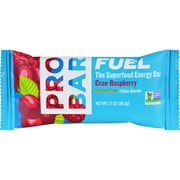 Probar Fruition Organic Cranberry Raspberry Bar - Case of 12 - 1.7 oz