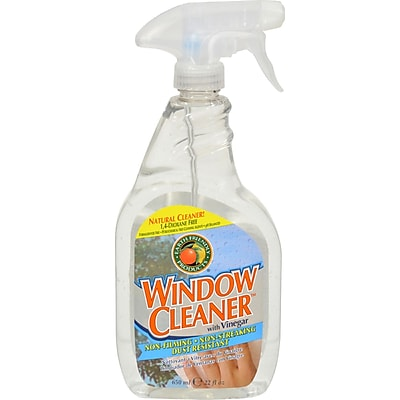 Earth Friendly Window Cleaner - Vinegar -