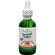 Sweet Leaf Liquid Stevia Cinnamon - 2 fl oz