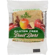 Betty Lou's Gluten Free Fruit Bars Apple Cinnamon - 2 oz - Case of 12
