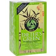 Triple Leaf Tea Dieters Decaffeinated Green Tea - 20 Tea Bags - Case of 6