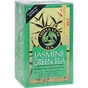 Triple Leaf Tea Jasmine Green Tea - 20 Tea Bags - Case of 6